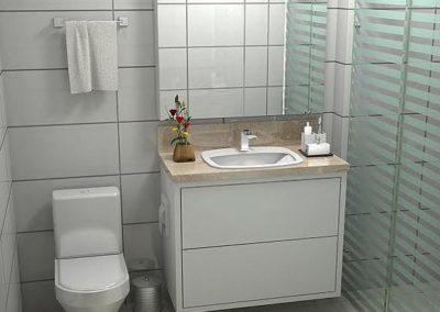 Banheiro Cod - B01