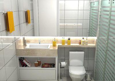 Banheiro Cod - B02