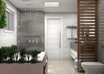 Banheiro Cod - B06C