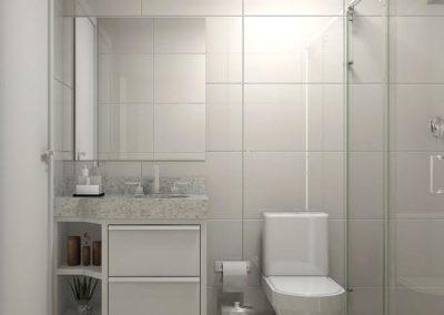 Banheiro Cod - B08