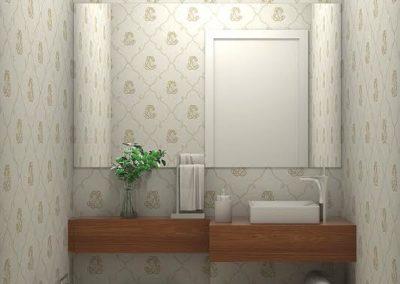 Banheiro Cod - B09