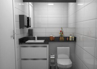Banheiro Cod - B13