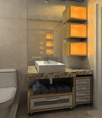 Banheiro Cod - B14