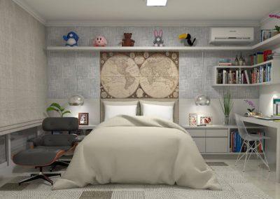 Dormitório Cod – D08A