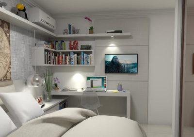 Dormitório Cod – D08B