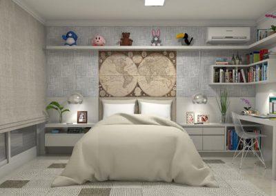 Dormitório Cod – D08D
