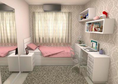 Dormitório Cod – D11B