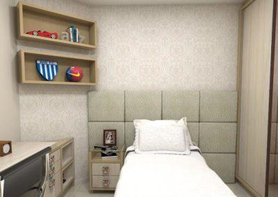 Dormitório Cod – D12E