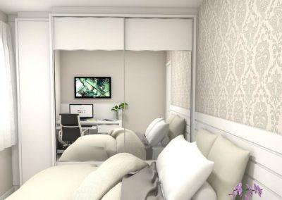 Dormitório Cod – D14A