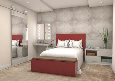 Dormitório Cod – D16B