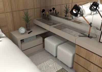 Dormitório Cod – D17B
