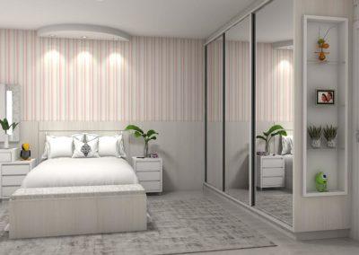 Dormitório Cod – D18A