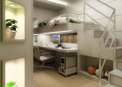 Dormitório Cod – D20A