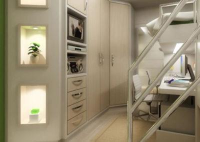 Dormitório Cod – D20B
