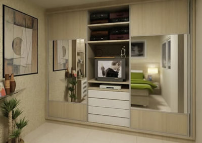 Dormitório Cod – D22B