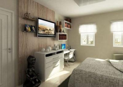 Dormitório Cod – D25B