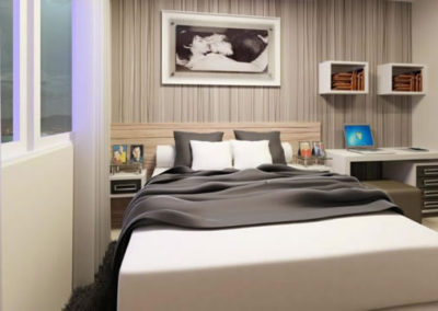 Dormitório Cod – D31A