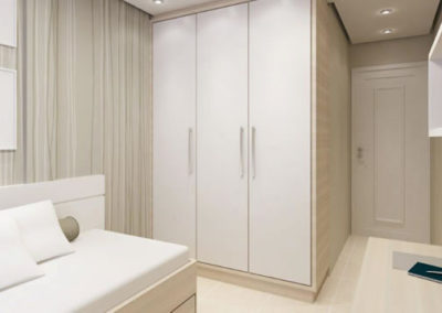 Dormitório Cod – D33C
