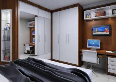 Dormitório Cod – D34C